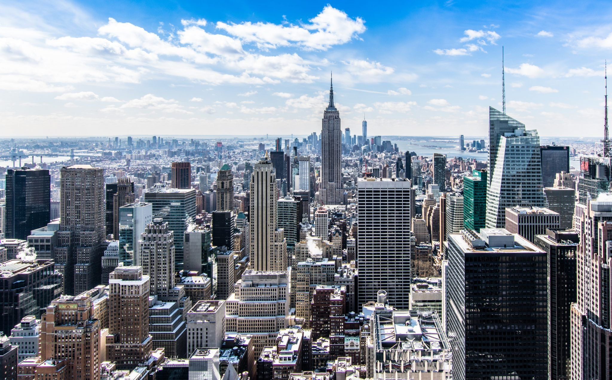 The top 5 most Popular Trips people take from New York