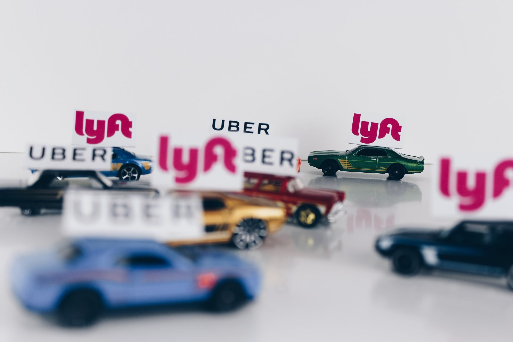 Uber Accident Lyft