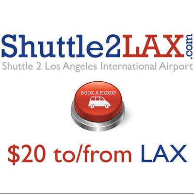 Is it really only $20 to LAX from Anywhere?