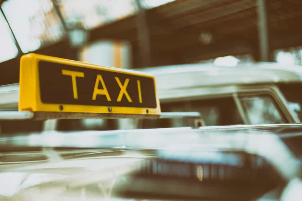 san francisco public transportation – taxis