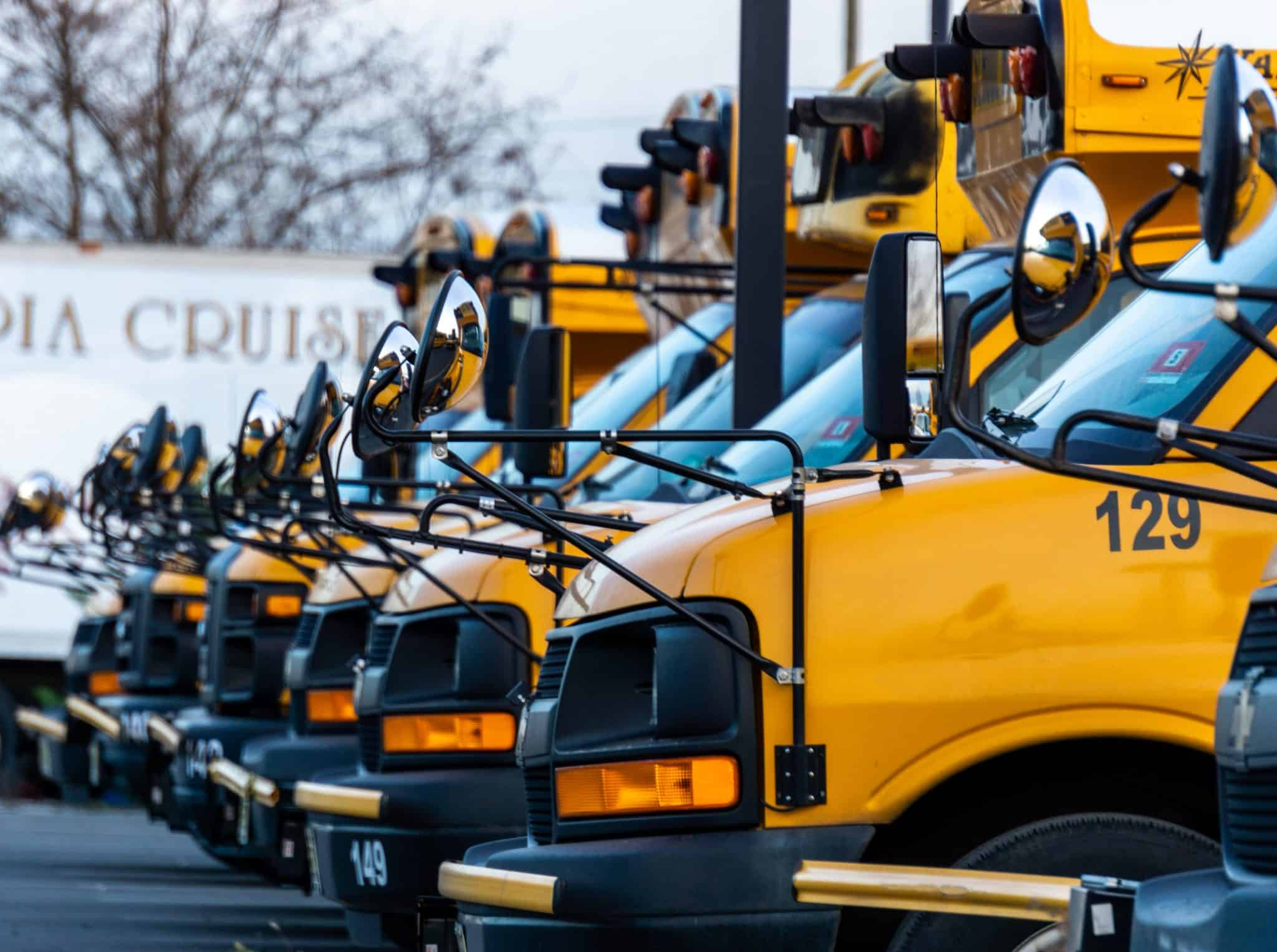 First student bus company